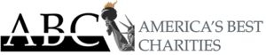 Logo and wordmark for America's Best Charities organization